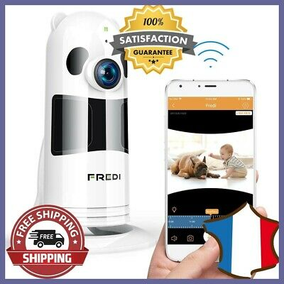 Camera Wifi FREDI, HD 1080P Wireless Baby Monitor Wifi Security