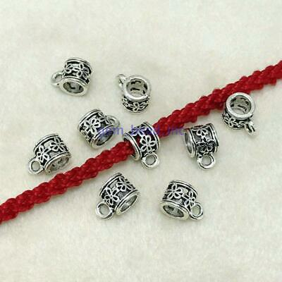 20/50 Pcs Spacer beads DIY Jewelry Finding Accessories Necklace Bracelet 7mm