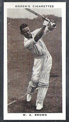 NEW SOUTH WALES FINGLETON OGDENS-PROMINENT CRICKET ERS OF 1938-#41