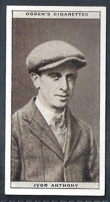 Ogdens-Steeplechase Celebrities-#01- Top Quality Horse Racing Card!!!