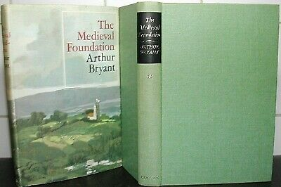 MEDIEVAL FOUNDATION Arthur Bryant ROMANS Gothic MIDDLE AGES Anglo Saxon VIKINGS