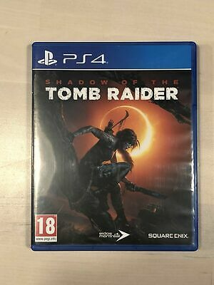 Shadow of The Tomb Raider PS4 Fast UK Post