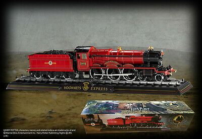 Harry Potter - Hogwarts Express - la Cast Tren Modelo & Base - Noble Colección