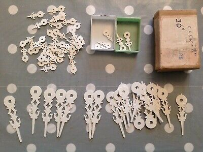 CUCKOO CLOCK HANDS NEW OLD STOCK From Clockmakers Spares Ref 305