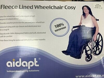 Aidapt Fleece Lined Wheelchair Cosy