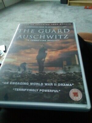 The Guard Of Auschwitz Lewis Kirk Stephen Boxer High Fliers Uk 2019 Dvd New