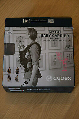 Cybex MY.GO Baby Carrier, Baby-Trage in OVP