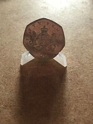 Christopher Ironside - 50p Fifty Pence coin 2013 - Free Postage