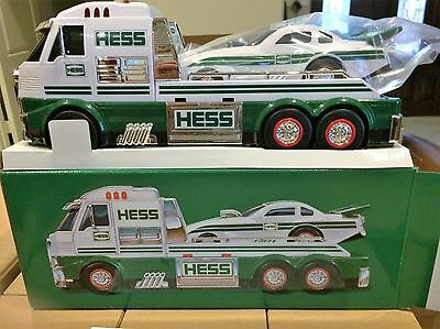 2016 Hess Truck, Toy Truck and Dragster