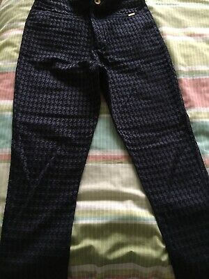 Girls Smart Trousers Age 11-12 From Autograph At Marks And Spencers