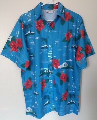Toyota Research Institute Hawaiian Shirt - Concept-i Car Human Support Robot XL