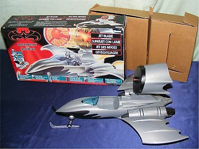Batman & Robin Jet Blade - 2 in 1 Vehicles MIB 1997