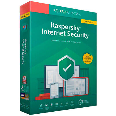 Kaspersky Internet Security 2019 1 Device 6 Months PC Kaspersky Key GLOBAL