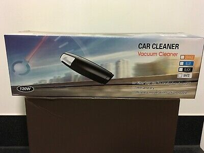 WIRELESS CAR VACUUM CLEANER with FLEXIBLE HOSE