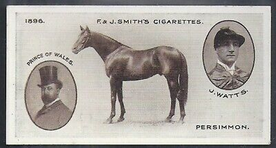 Smiths-Derby Winners-#34- Horse Racing - Persimmon