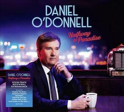 Daniel O'donnell - Halfway To Paradise New Cd