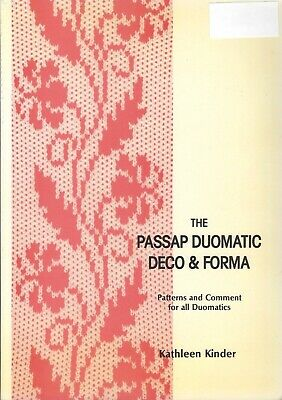 PASSAP DUOMATIC DECO & FORMA by Kathleen Kinder
