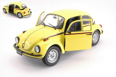 1:18 Solido VW Käfer 1303 Sport Bug lightyellow