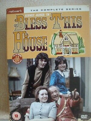 Bless This House - Series 1-6 - Complete/Bless This House (DVD, 2008, 12-Disc...