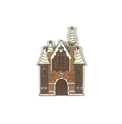 Disney Parks Christmas Gingerbread Candy House 2019 Trading Pin NEW
