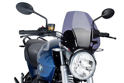 Puig Cupolino Naked N.g. Sport Bmw R1200 R 2011 Fume Scuro