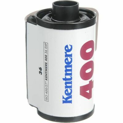 Kentmere 400 Black and White Negative    Film, 35mm, 36 Exposure 6010476