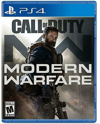 Call of Duty: Modern Warfare - PlayStation 4 NEW Release 2019