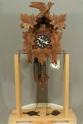 Working Black Forest Wall Hanging Cuckoo Clock.