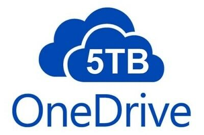 One Drive 5Tb+365 Mic (5Device) + Google Drive Unlimited Lifetime