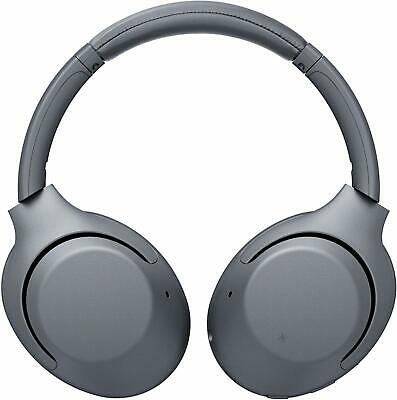 Sony WH-XB900N Extra Bass Noise Canceling NC Headphones up to 30h battery Grey
