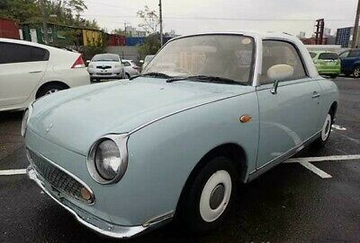Nissan Figaro 1.0 Turbo Aqua Pale Fresh Import