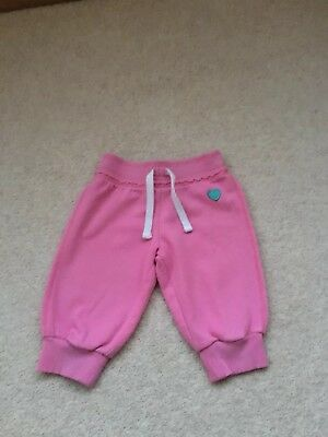 Beautiful Girls Cropped Casual Trousers, Size: 3 Years.