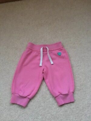 Beautiful Girls Cropped Casual Trousers, Size: 4 Years.