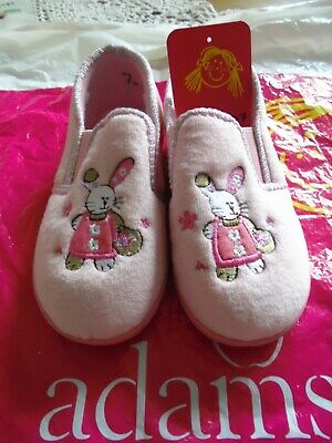 Adams childs slippers Size 7 uk New never worn.