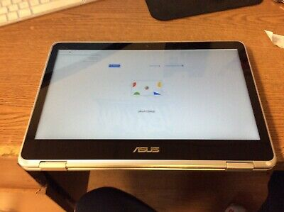 Asus Chromebook C302C Touch Pad Palmrest with Keyboard Silver 3B0Q5TCJN00