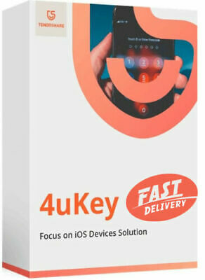 Tenorshare 4uKey Iphone Passcode 2019 🔐 Lifetime Activated 🔐 Fast Delivery 📥