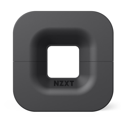 NZXT Black Puck Cable Management and Headset Mount Magnetic