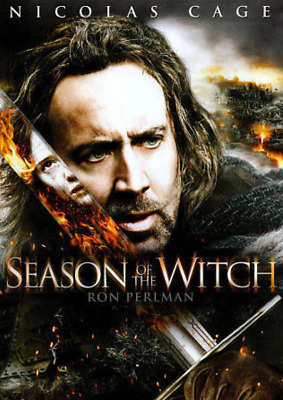 Season of the Witch (DVD, Widescreen) - **DISC ONLY**