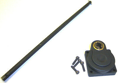 11012 Electric Roto Starter Backplate 12mm Gear with Rod 32mm