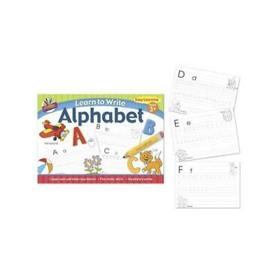 Learn to Write Your Letters Alphabets - School Handwriting Book Children's