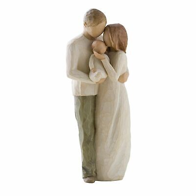 Willow Tree Family Relationship Children Figure Ornaments Figurine Gift Boxed UK