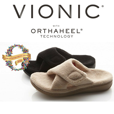 Vionic Relax Women's Slippers | Orthotic Footbed | Free Domestic Postage