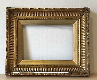 Antique Picture Frame Gemälderahmen Empire Art Nouveau 19. Century 56X46