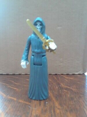 Clash of the Titans Charon (Death/Ferryman) figure with sword, Mattel 1980