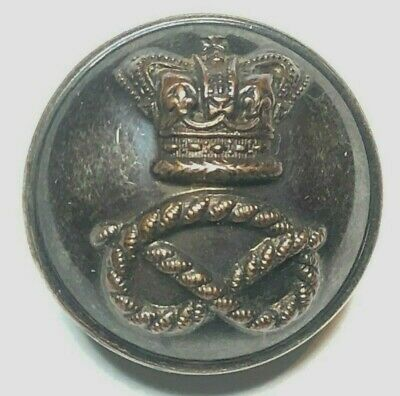 Victorian South Staffordshire Regiment Button 25 mm Jones Chalk & Dawson London