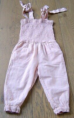 Country Road Girls Jumpsuit Sz 2 Like New