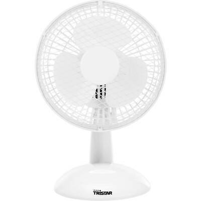 Ventilateur de table Tristar VE-5909 VE-5909 15 W blanc 1 pc(s)
