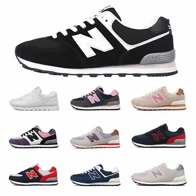 2019 NB 574 Running Shoes Casual Lace Uomo e Donne Scarpe Size 36-47 IT