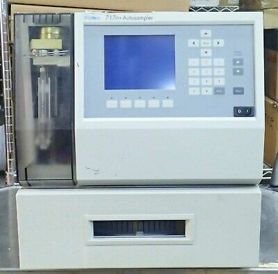 WATERS 717 plus AUTOSAMPLER, HPLC / CHROMATOGRAPHY 110-220V w/ CAROUSEL