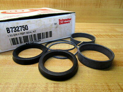 Schrader Bellows B732750 Parker 1.50 ER-11 Piston Seal Kit